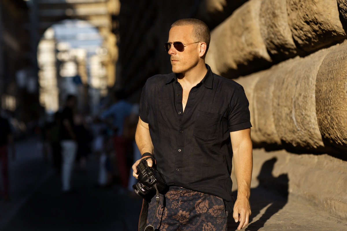 "Watch ""The Sartorialist"" In Front of the Camera"