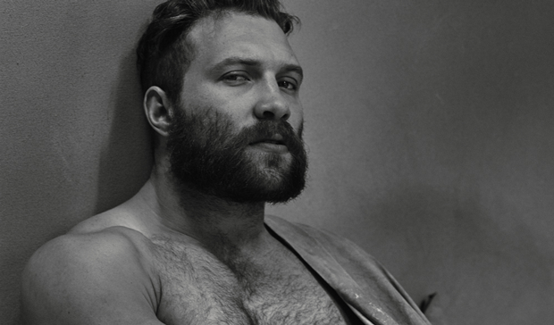 Jai Courtney Flaunts Beefy Body in Interview Magazine