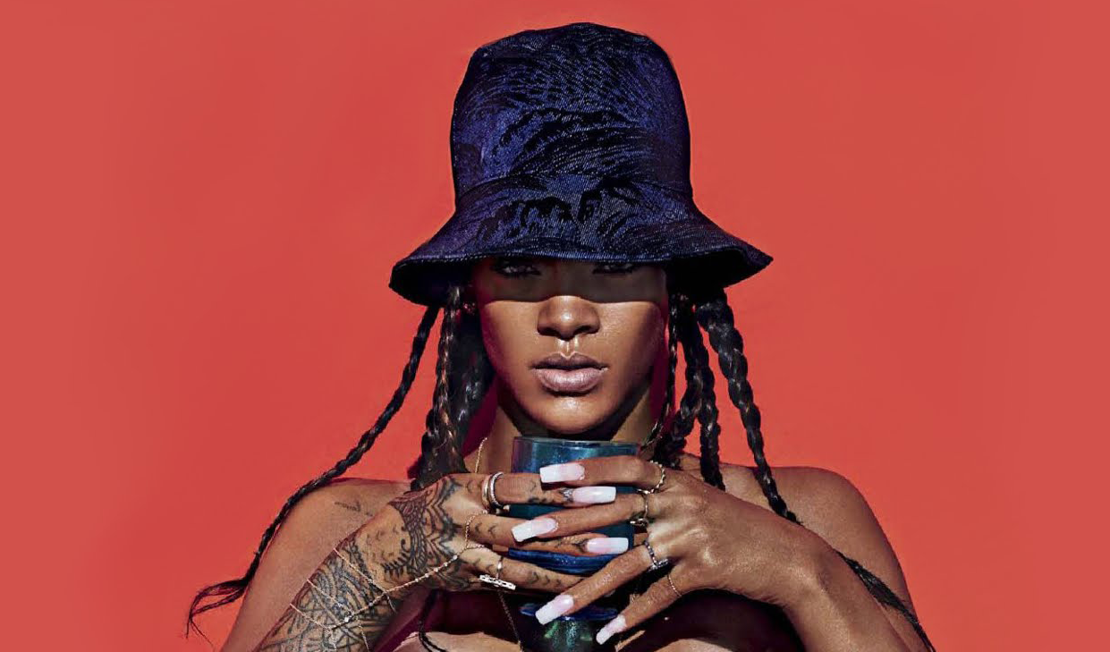 Is Rihanna Trying To Pull a Beyonce?