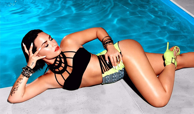 "Demi Lovato Drops ""Cool"" Song of ""Summer"""