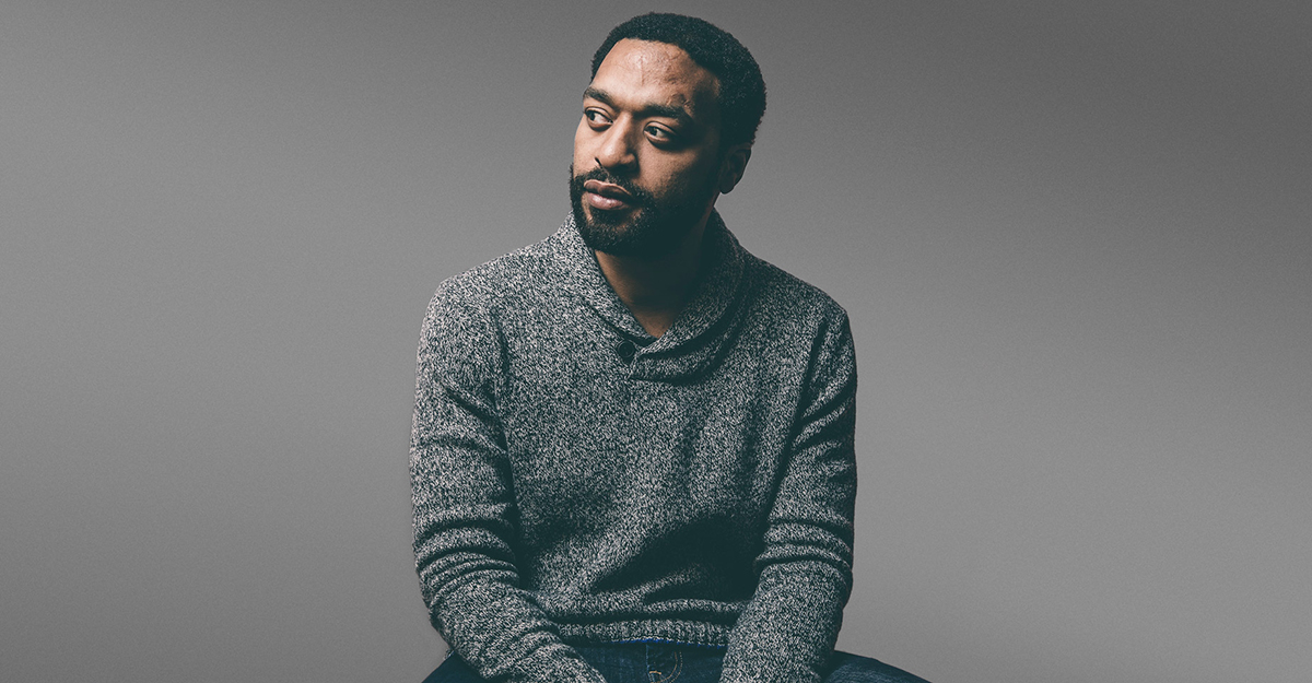 Actor Chiwetelu Ejiofor On Being the Last Black Actor Nominated for an Oscar