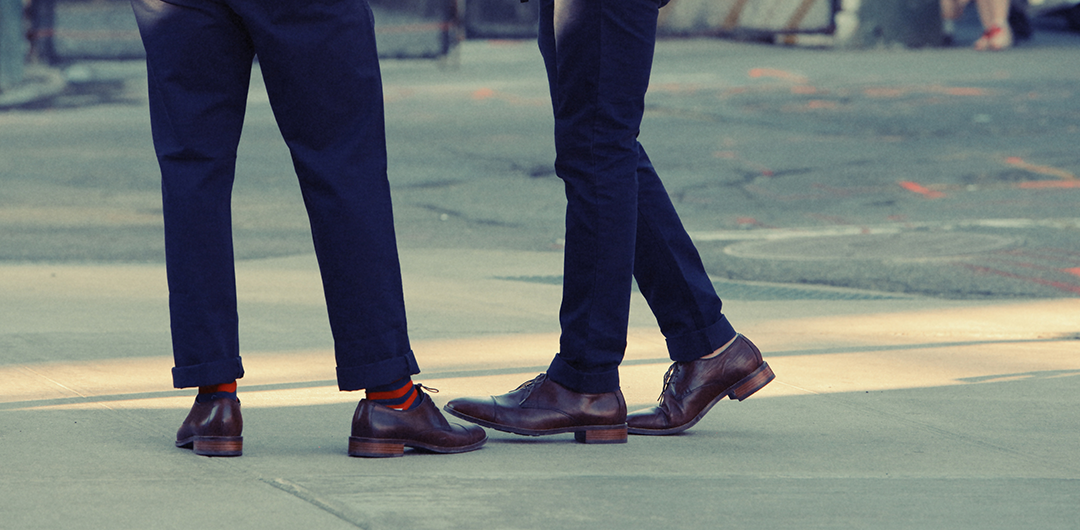 4 Must-Have Shoes EVERY Man Needs to Own