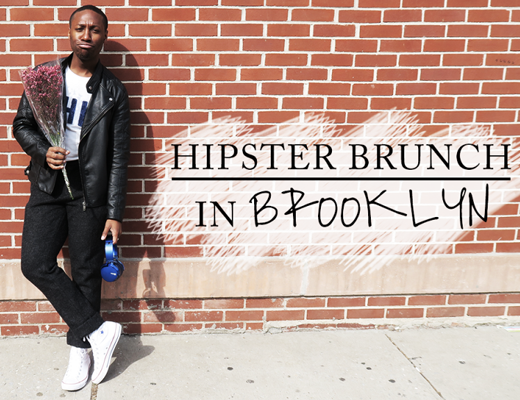 Hipster Brunch in Brooklyn