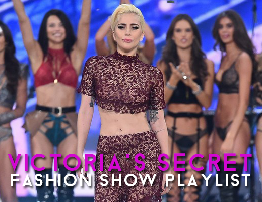 Top 10 Songs for the Victoria's Secret Fashion Show