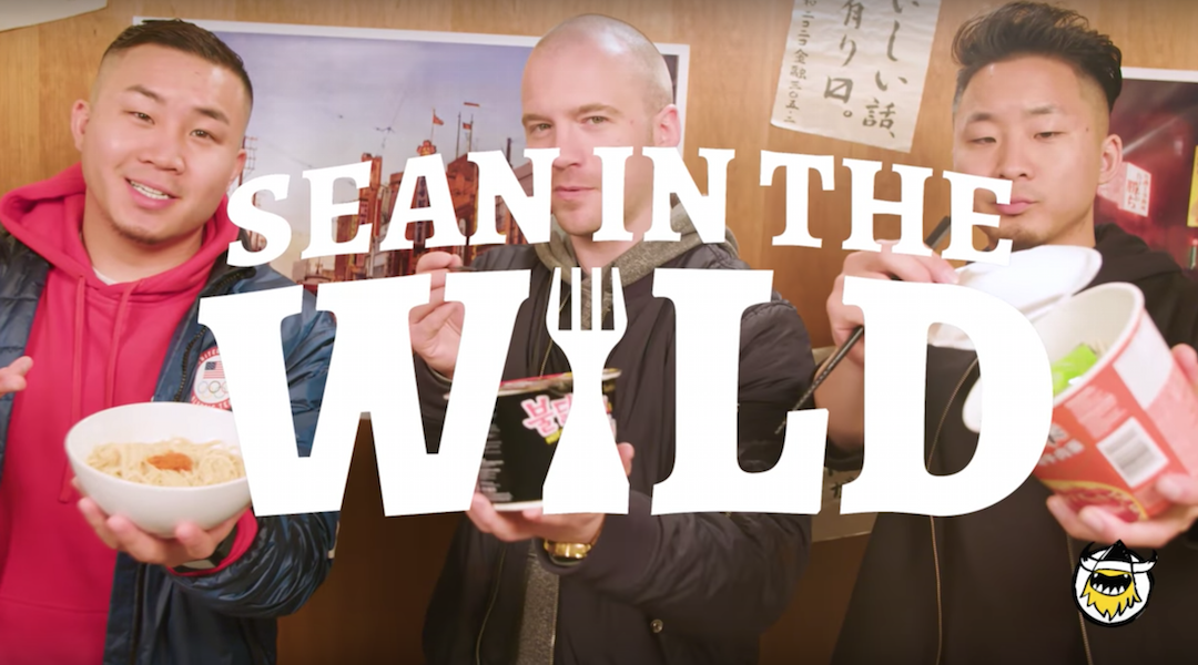 Sean Evans and the Fung Bros Review Instant Noodles